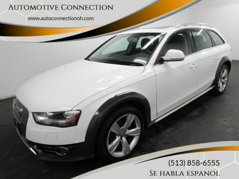 2014 Audi Allroad for sale at Automotive Connection in Fairfield OH