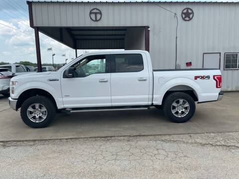 2017 Ford F-150 for sale at Circle T Motors INC in Gonzales TX
