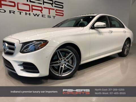 2017 Mercedes-Benz E-Class for sale at Fishers Imports in Fishers IN