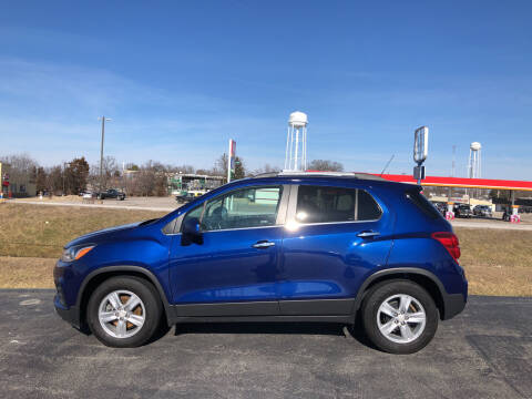 2017 Chevrolet Trax for sale at Village Motors in Sullivan MO