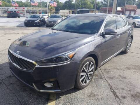 2017 Kia Cadenza for sale at Castle Used Cars in Jacksonville FL