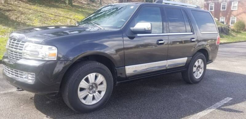 2010 Lincoln Navigator for sale at Thompson Auto Sales Inc in Knoxville TN