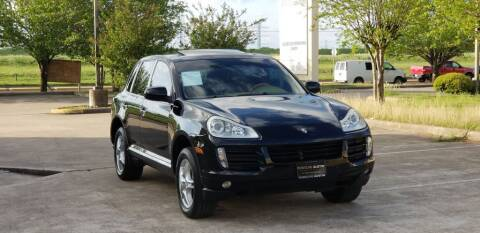 2009 Porsche Cayenne for sale at America's Auto Financial in Houston TX