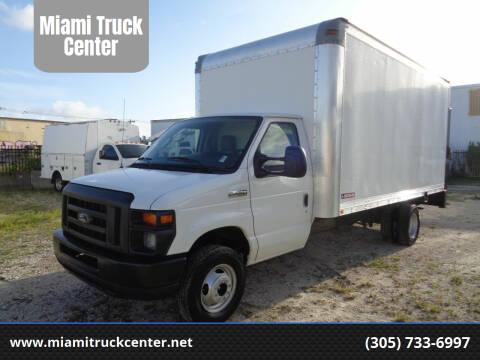 2014 Ford E-450 for sale at Miami Truck Center in Hialeah FL