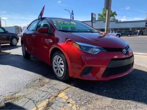 2014 Toyota Corolla for sale at JBA Auto Sales Inc in Stone Park IL