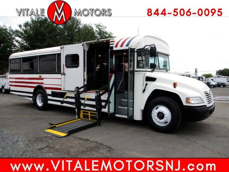 2016 Blue Bird Vision for sale at Vitale Motors in South Amboy NJ