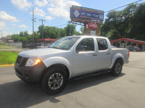 2014 Nissan Frontier for sale at Car Connection in Little Rock AR