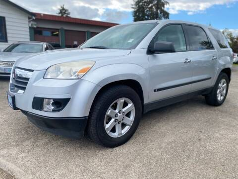 2009 Saturn Outlook for sale at Universal Auto INC in Salem OR