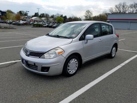 2007 Nissan Versa for sale at B&B Auto LLC in Union NJ