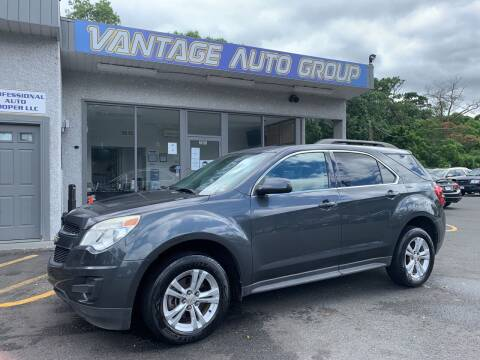 2011 Chevrolet Equinox for sale at Vantage Auto Group in Brick NJ