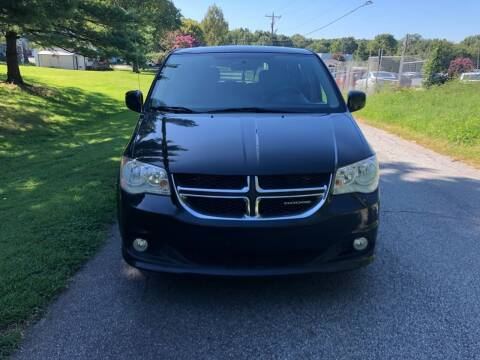 2012 Dodge Grand Caravan for sale at Speed Auto Mall in Greensboro NC