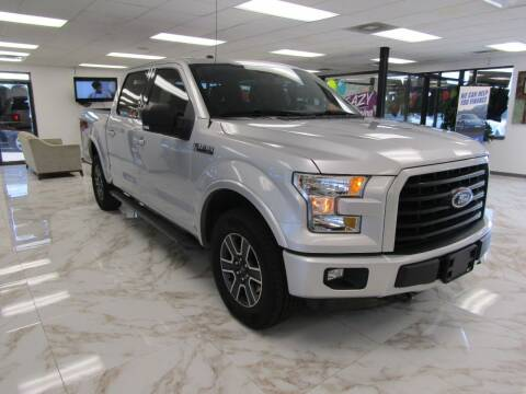 2016 Ford F-150 for sale at Dealer One Auto Credit in Oklahoma City OK