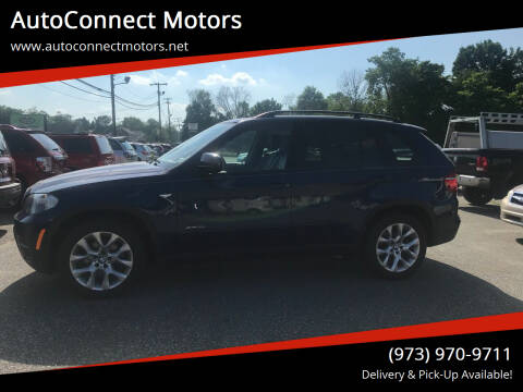2011 BMW X5 for sale at AutoConnect Motors in Kenvil NJ