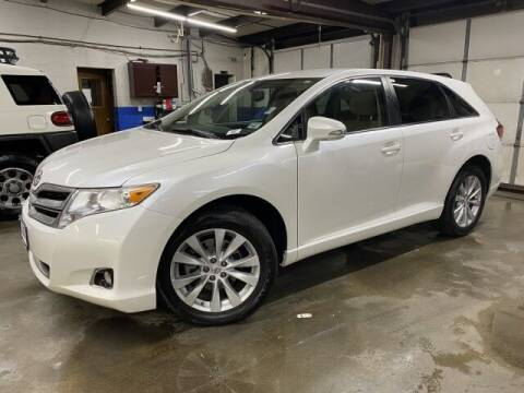 2015 Toyota Venza for sale at Sonias Auto Sales in Worcester MA