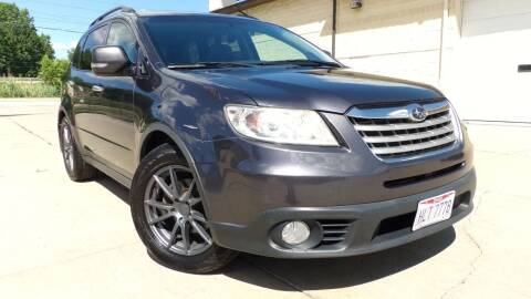 2009 Subaru Tribeca for sale at Prudential Auto Leasing in Hudson OH