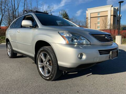 2007 Lexus RX 400h for sale at Auto Warehouse in Poughkeepsie NY