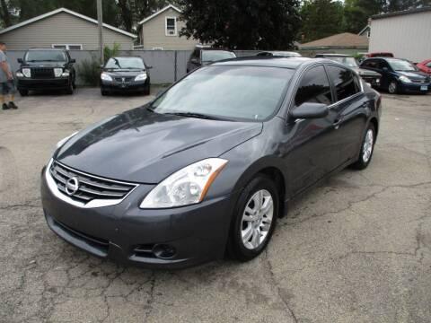 2011 Nissan Altima for sale at RJ Motors in Plano IL