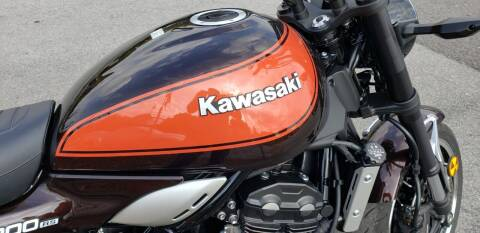 2018 Kawasaki Z900rs for sale at Green Tree Motors in Elizabethton TN