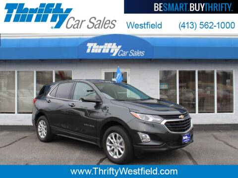 2020 Chevrolet Equinox for sale at Thrifty Car Sales Westfield in Westfield MA