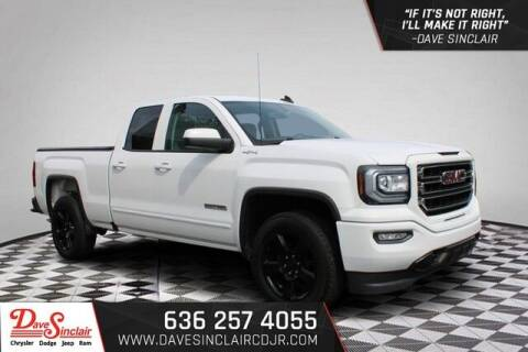 2018 GMC Sierra 1500 for sale at Dave Sinclair Chrysler Dodge Jeep Ram in Pacific MO