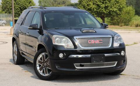 2012 GMC Acadia for sale at Big O Auto LLC in Omaha NE