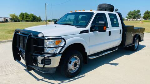 2011 Ford F-350 Super Duty for sale at The Truck Shop in Okemah OK