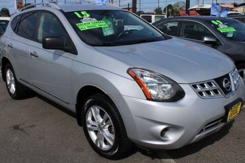 2015 Nissan Rogue Select for sale at Lodi Auto Mart in Lodi NJ