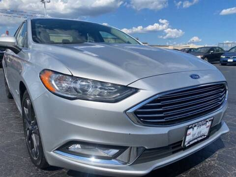 2018 Ford Fusion Hybrid for sale at VIP Auto Sales & Service in Franklin OH
