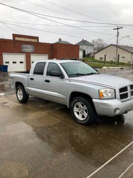 2007 Dodge Dakota for sale at Stephen Motor Sales LLC in Caldwell OH