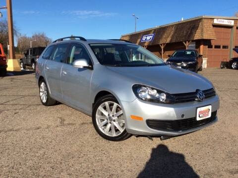 2014 Volkswagen Jetta for sale at MOTORS N MORE in Brainerd MN