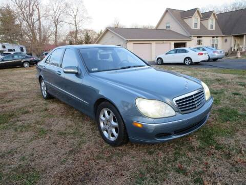 2004 Mercedes-Benz S-Class for sale at Star Automotors in Odessa DE