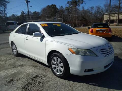 2008 Toyota Camry for sale at Import Plus Auto Sales in Norcross GA