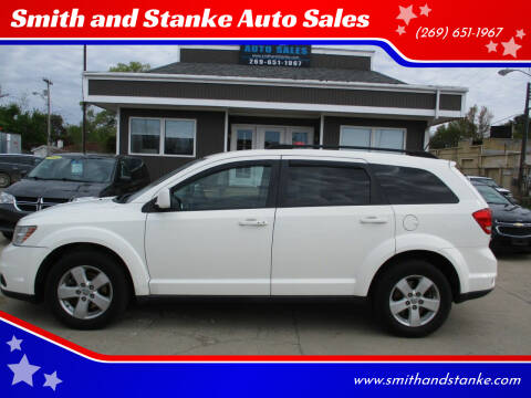 2012 Dodge Journey for sale at Smith and Stanke Auto Sales in Sturgis MI