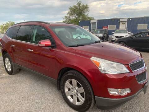 2011 Chevrolet Traverse for sale at TD MOTOR LEASING LLC in Staten Island NY