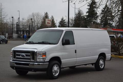 2011 Ford E-Series Cargo for sale at Skyline Motors Auto Sales in Tacoma WA