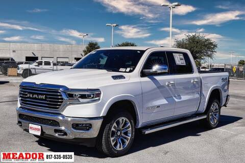2022 RAM Ram Pickup 1500 for sale at Meador Dodge Chrysler Jeep RAM in Fort Worth TX