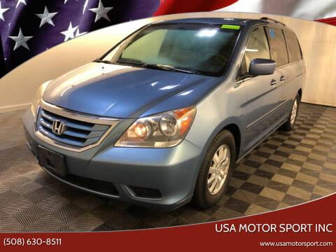 2010 Honda Odyssey for sale at USA Motor Sport inc in Marlborough MA