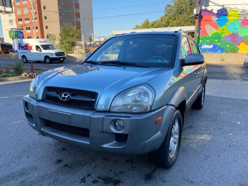 2006 Hyundai Tucson for sale at Exotic Automotive Group in Jersey City NJ
