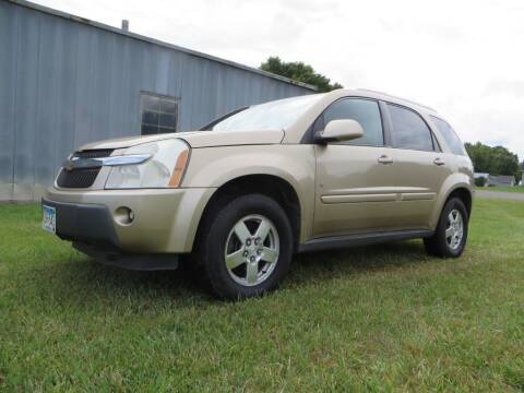 2006 Chevrolet Equinox for sale at The Car Lot in New Prague MN