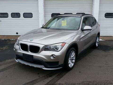 2015 BMW X1 for sale at Action Automotive Inc in Berlin CT