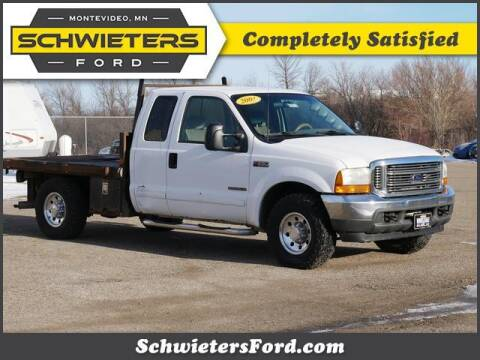 2001 Ford F-250 Super Duty for sale at Schwieters Ford of Montevideo in Montevideo MN