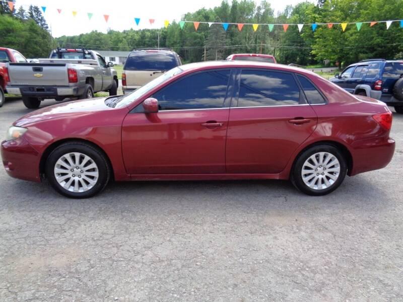 2010 Subaru Impreza for sale at On The Road Again Auto Sales in Lake Ariel PA