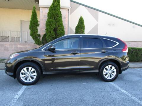 2014 Honda CR-V for sale at JON DELLINGER AUTOMOTIVE in Springdale AR