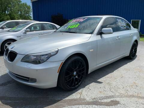 2008 BMW 5 Series for sale at FREDDY'S BIG LOT in Delaware OH