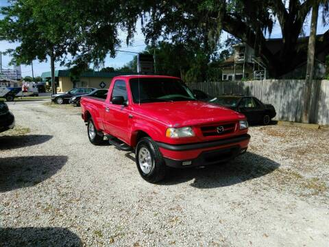 2002 Mazda Truck for sale at D & D Detail Experts / Cars R Us in New Smyrna Beach FL