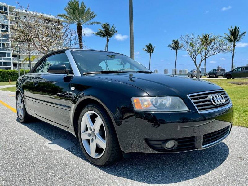 2003 Audi A4 for sale at VE Auto Gallery LLC in Lake Park FL