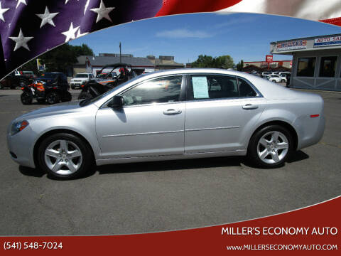 2012 Chevrolet Malibu for sale at Miller's Economy Auto in Redmond OR