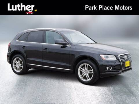 2014 Audi Q5 for sale at Park Place Motor Cars in Rochester MN