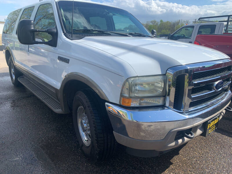 2001 Ford Excursion for sale at 51 Auto Sales Ltd in Portage WI