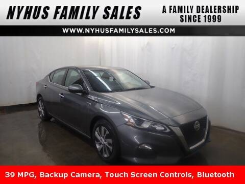 2019 Nissan Altima for sale at Nyhus Family Sales in Perham MN